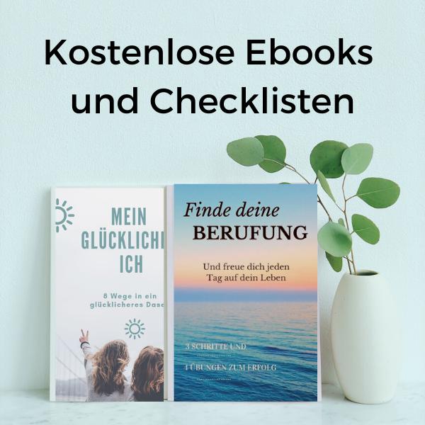 Kostenlose Ebooks und Checklisten