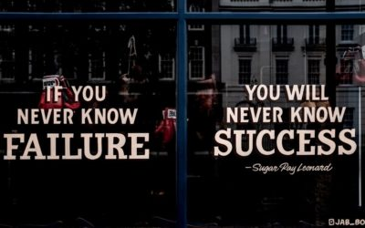 Fehler sind kein Scheitern oder Versagen: Glaub an dich!