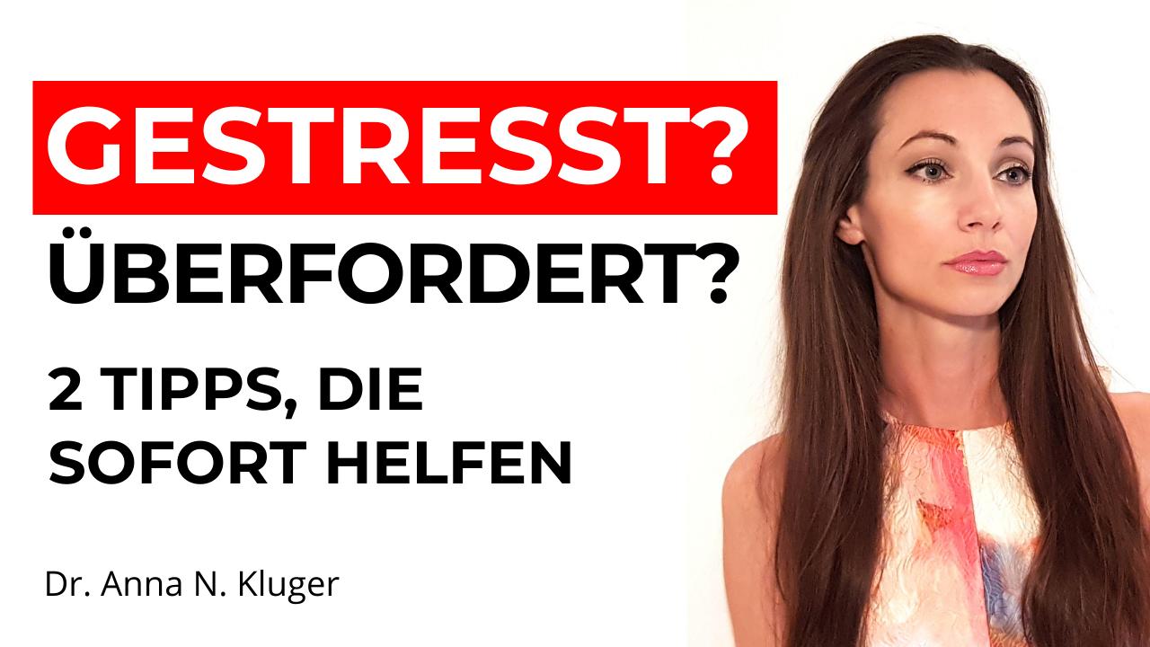 gestresst stress